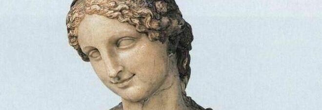 """Risolto il mistero del """"busto di Flora"""": non è un opera di Leonardo Da Vinci"""