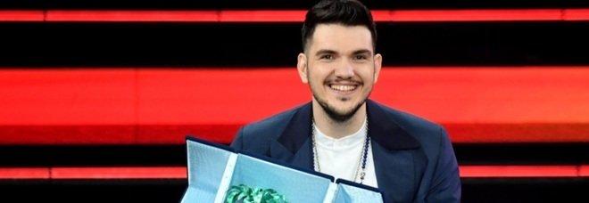 Gaudiano è il vincitore delle Nuove Proposte di Sanremo 2021