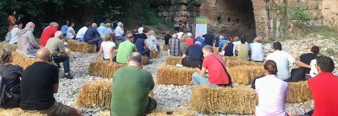 Roma: il successo del festival Ponte Lupo e i giganti dell'acqua, in ricordo di Franca Valeri