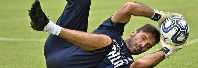 Buffon a Parma, il grande ritorno: «Mi sento bene, voglio essere protagonista»