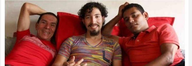 Matrimonio Omosessuale In Italia : Colombia celebrato il primo matrimonio omosessuale a tre