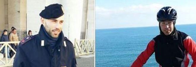 Morto agente in coma da un mese dopo schianto in scooter sul Gra: i suoi organi salvano uomo e bimba