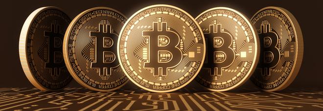 Bitcoin di nuovo in ripresa dopo le perdite: il valore aumenta del 5,34%
