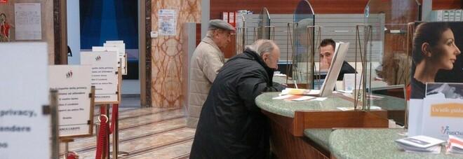 Le banche: famiglie in difficoltà a dicembre aumentati i prestiti