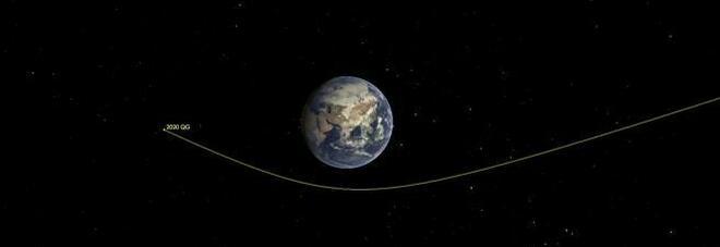 Un asteroide ha sfiorato la Terra pochi giorni fa (e nessuno se n'è accorto)