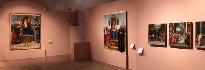 Perugino, il maestro gentile di Raffaello in mostra al Palazzo Ducale di Perugia