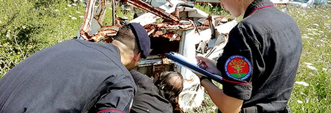 Traffico di rifiuti tossici tra Roma e l'Europa dell'Est. In manette 23 persone.