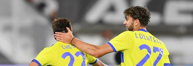 La Juve vince in rimonta contro lo Spezia: al Picco finisce 2-3. Prima vittoria in campionato per Allegri