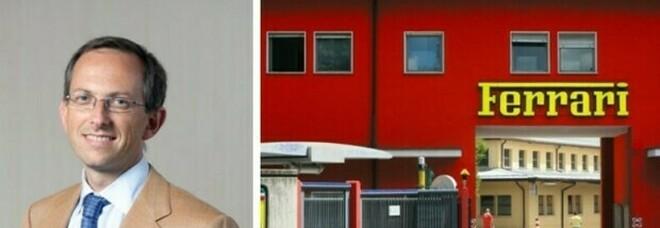 Ferrari, Benedetto Vigna è il nuovo amministratore delegato. Elkann: «Ora nuovi capitoli della nostra storia»