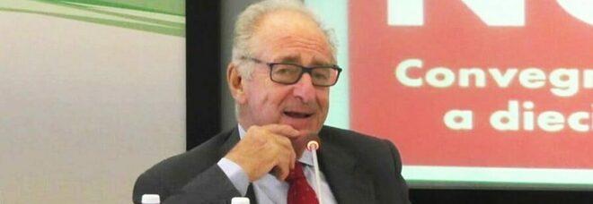 """Morto Livio Caputo, ex direttore de """"Il Giornale"""" e storica firma del giornalismo italiano. L'annuncio oggi, nel giorno di insediamendo di Augusto Minzolini"""