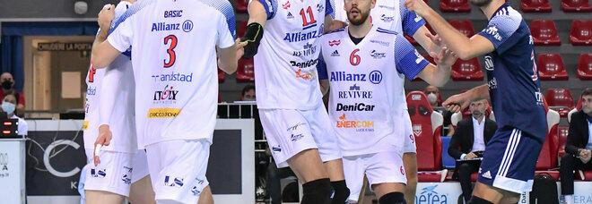 Milano-Perugia, prima partita di volley della massima divisione rinviata causa Covid