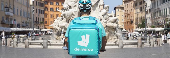 Deliveroo compie 5 anni a Roma. Entro fine anno più di 3.000 ristoranti