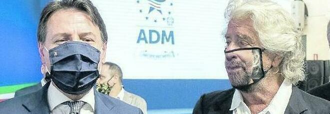 M5S, riparte la diaspora i leader sotto processo E Conte incontra Grillo