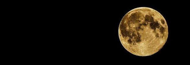 Superluna, la notte del 26 maggio il nostro satellite apparirà più grande e luminoso