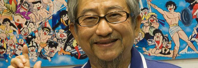 Go Nagai, il padre dei Super robot, celebra l'opera di Dante Aligheri in versione manga. A Romics