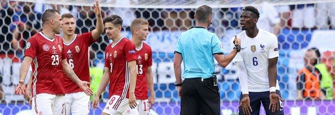 Impresa Ungheria, la Francia fa solo 1-1: a Budapest Antoine Griezmann risponde a Fiola