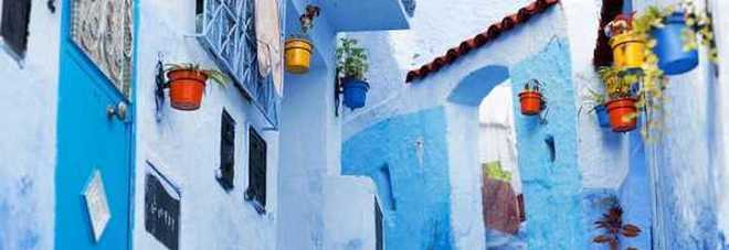 La magia del blu: dal Marocco all'India, le città color del cielo