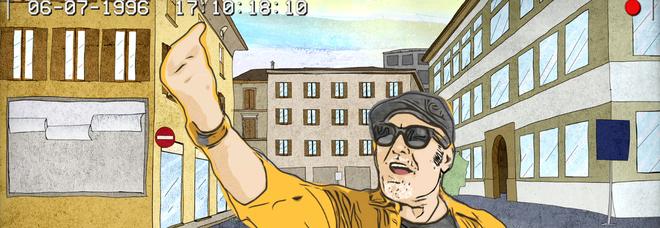 """Vasco Rossi, il video animato di """"Siamo solo noi"""" per i 40 anni dello storico album GUARDA"""