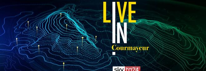 Sky tg24 Live in:  la all news inaugura la propria serie di eventi per portare l'informazione sul territorio