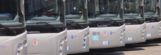 Sciopero Roma Tpl lunedì 18 novembre, a rischio i bus in periferia: le fasce di garanzia