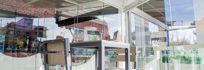 Weese, il design del vetro per la casaa prova di agenti atmosferici ...