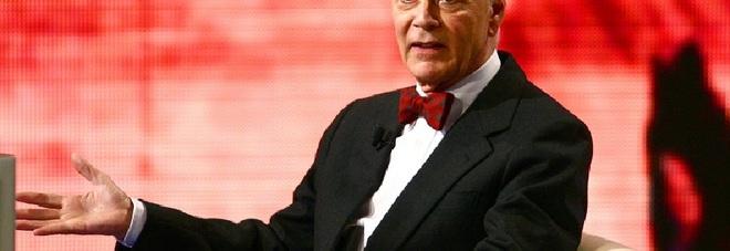 """Morto Paolo Poli, aveva 87 anni. Il sindaco di Firenze: """"Artista libero e geniale"""" -Foto"""