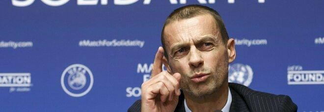 Superlega, l'Uefa sospende il procedimento: Juventus, Real Madrid e Barcellona giocheranno la Champions