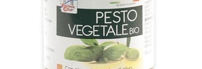 """Il ministero ritira un lotto di pesto vegetale bio. """"Presente una tossina che può portare anche alla morte"""""""