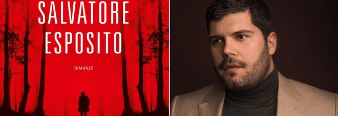 Lo Sciamano, il primo romanzo di Salvatore Esposito: «Mi affascina il paranormale, l'idea è farne una serie tv»