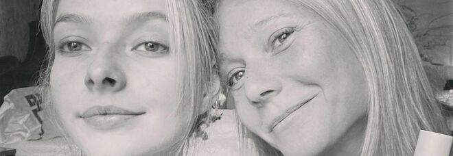 Gwyneth Paltrow e la passione in comune con la figlia Apple: «Lo facciamo ogni anno, è una nostra tradizione»