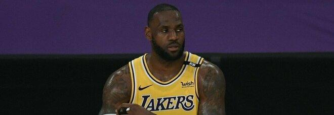 NBA: LeBron James eliminato dai play-off, ecco i nuovi favoriti per la corsa all'anello