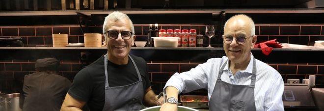 Max Mariola e Paolo Marchetti: ricettario semplice ed economico per coadiuvare la terapia oncologica
