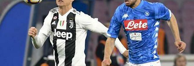 Napoli-Juventus in diretta streaming e dove vederla in tv