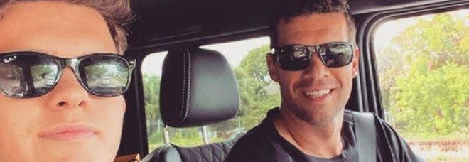 Choc per Ballack, morto il figlio Emilio: aveva 18 anni. Fatale un incidente in quad