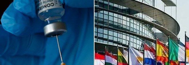 Vaccini Covid, il Parlamento europeo approva l'emendamento per la sospensione dei brevetti per un solo voto in più