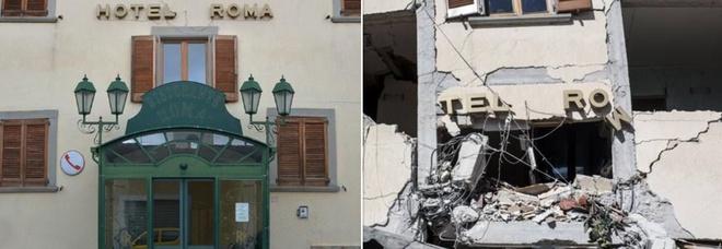 Terremoto ad Amatrice, per il crollo dell'hotel Roma un solo rinviato a giudizio: è un 83enne