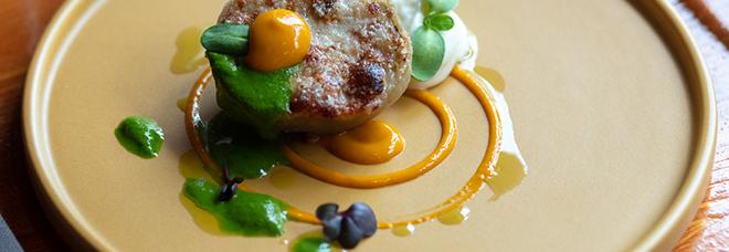 Roma Moi Cucina Creativa Tra Carne E Pesce