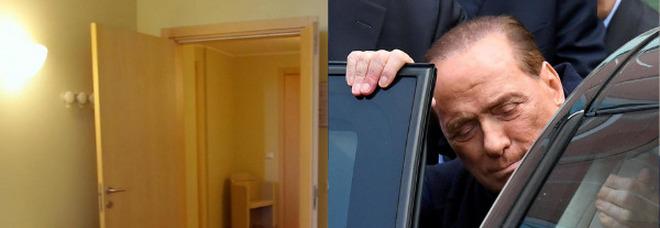 Silvio Berlusconi ricoverato, le foto della suite al San Raffaele: 9 stanze e tre bagni