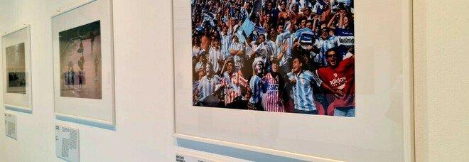 Il pallone, dagli stadi alle favelas, raccontato dai fotoreporter dell'Agenzia Magnum in una mostra a Palermo