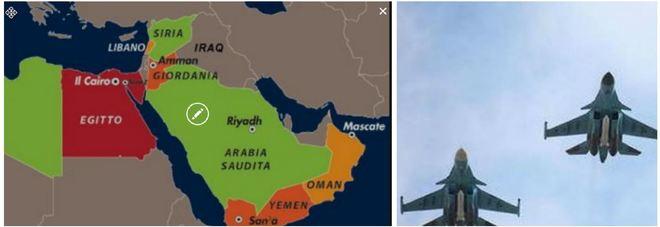 Siria, allerta sulle rotte aeree del Mediterraneo: «Entro 72 ore possibile bombardamento»