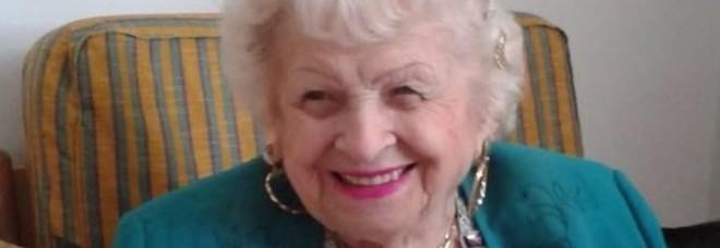 Mariolina, 103 anni, ha sconfitto il coronavirus: contagiata nella casa di riposo ma guarita