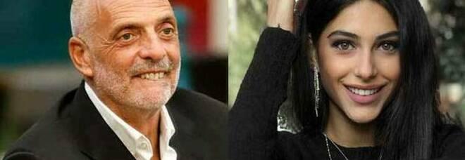 A Domenica Live, Paolo Brosio difende la fidanzata: «Leggo attacchi vergognosi»