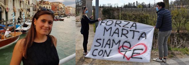 Marta Novello, il 15enne in carcere: «Sono disperato, ditemi come sta: non volevo farle del male»