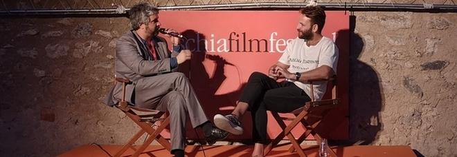Alessandro Borghi all'Ischia Film Festival: «Dopo Cucchi un film su Giulio Regeni»