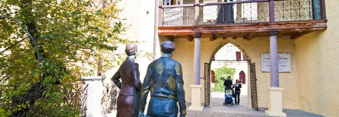 Merano, tour gratuiti nel castello di Sissi per i 150 anni dalla sua prima visita in Tirolo