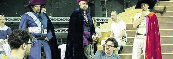 Viaggio a Reims, Rossini rivisto da Michieletto: in scena al Costanzi e a Caracalla