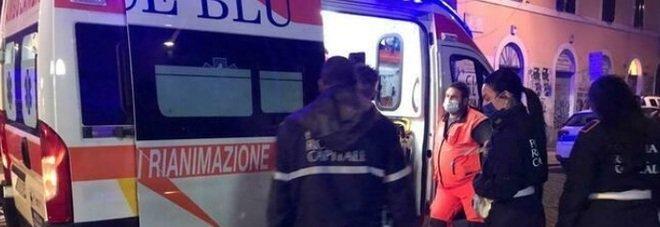 Roma, movida violenta: quindicenne ferita con cocci di bottiglia
