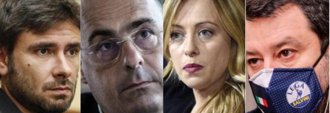 Governo Draghi, le reazioni. Di Battista: «Ne valeva la pena?». Salvini: «Subito a lavoro». Meloni: «Compromesso». Zingaretti: «Sosterremo con lealtà»