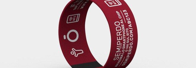 """""""Semiperdo traveller"""", arriva il braccialetto intelligente per proteggere i bimbi in vacanza"""