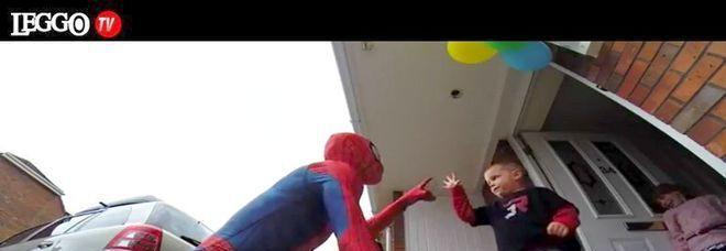 Spiderman sesso video